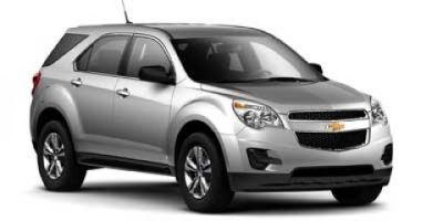 2010 Chevrolet Equinox LS (Cyber Gray Metallic)