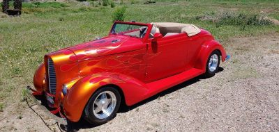 1936 Chrysler Convertible Coupe-Custom Modified