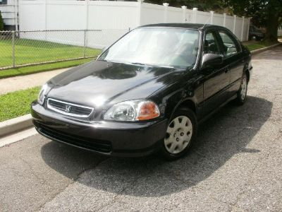 $750, 1998 Honda Civic