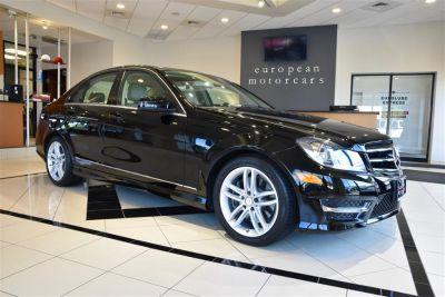 2014 Mercedes-Benz C-Class C300 4MATIC Luxury (Black)
