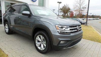 2019 Volkswagen Atlas 3.6L V6 SE w/Technology (Gray Metallic)