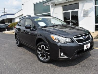 2017 Subaru XV Crosstrek 2.0i Premium (Dark Gray Metallic)