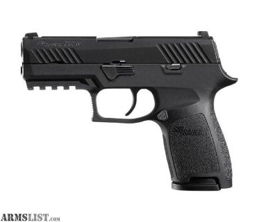 For Sale: SIG P320C CA (45ACP)