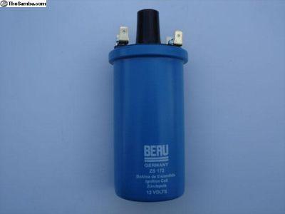 Type 1 2 3 BERU GERMANY 12 Volt Blue Coil