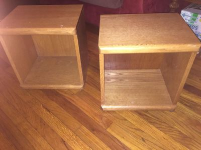 Two very nice desk!!or night stands!!