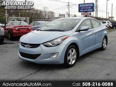 Used 2012 Hyundai Elantra for sale
