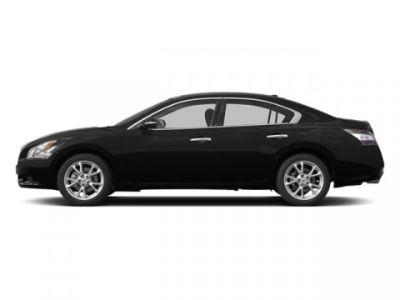 2014 Nissan Maxima 3.5 SV (Super Black)