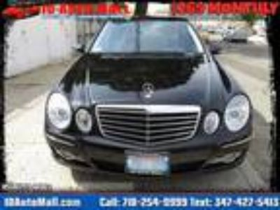 $9999.00 2007 Mercedes-Benz E-Class with 52819 miles!