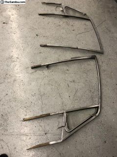 911/912 SWB Window frames R and L