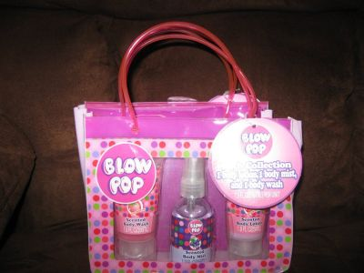 Blow Pop for girls 2 left