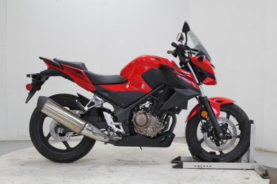 2017 Honda CB300F Sport Motorcycles Adams, MA