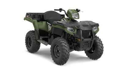 2018 Polaris Sportsman X2 570 EPS Utility ATVs Chesapeake, VA