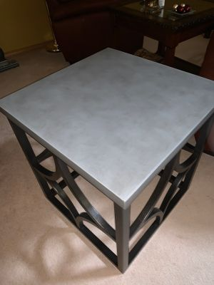Cocktail and End Table