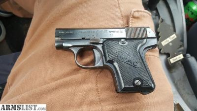For Sale: .25 vest pistol no mag will trade for chainsaw