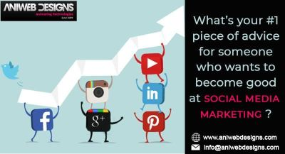 Wants to Become Good at Social Media Marketing