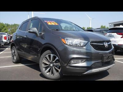 2018 Buick Encore Convenience (gray)