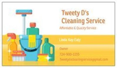 Tweety D's Cleaning Service