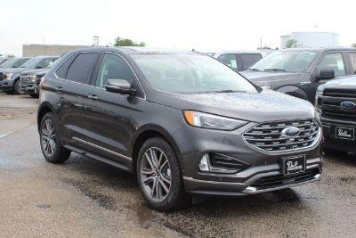 2019 Ford Edge (Magnetic Metallic - Gray)