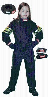 Junior Dragster Safety Gear Package