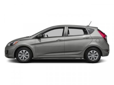 2017 Hyundai Accent GS (Ironman Silver Metallic)