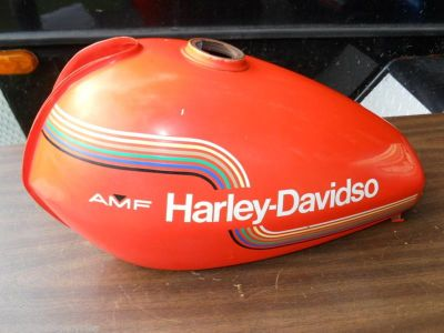 Find Harley-Davidson AMF 61010-74P Gas Tank 74-75 SX175/250,1976 SS175/250 BRAND NEW! motorcycle in Austin, Texas, US, for US $249.99