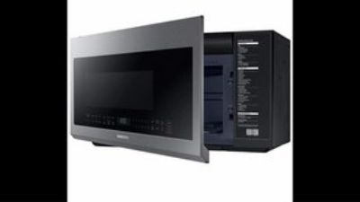 brand new samsung microwave oven