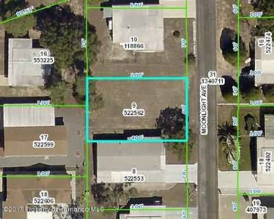 0 MOONLIGHT Avenue Brooksville, Come and build a mobile home