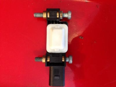 Find 04 2004 AUDI S4 A4 B6 4.2 - IMPACT CRASH SENSOR REAR motorcycle in Portage, Indiana, US, for US $30.00