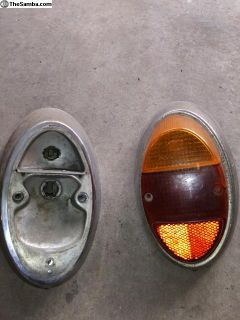 Hassia chrome taillights