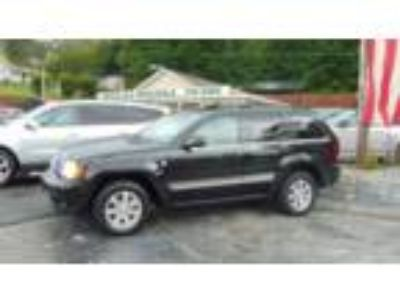 2008 Jeep Grand Cherokee Limited, 170,354 miles