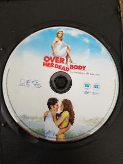 Over Her Deaf Body DVD GUC