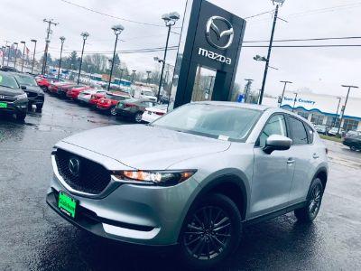 2019 Mazda CX-5 (Sonic Silver Metallic)