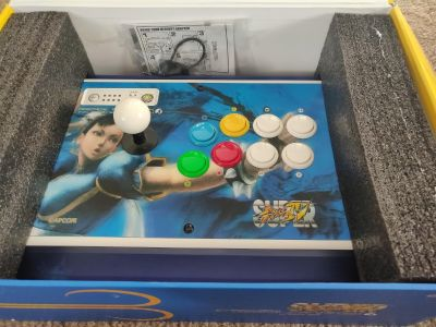 Super Street Fighter IV Tournament Edition Chun Li Fightstick (xBox 360)