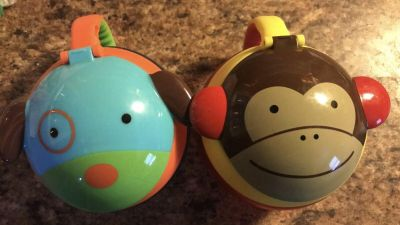 Skip hop/carters snack containers