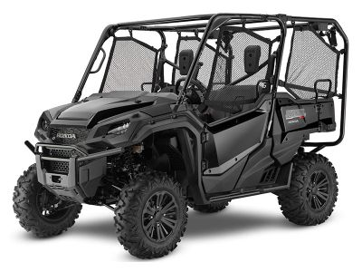 2019 Honda Pioneer 1000-5 Deluxe Side x Side Utility Vehicles Crystal Lake, IL