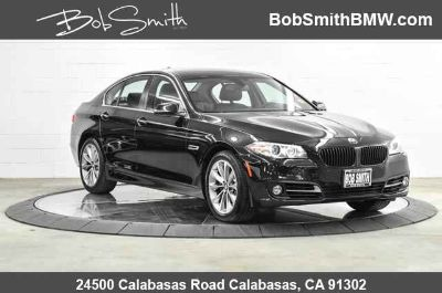 Used 2016 BMW 5 Series 4dr Sdn RWD