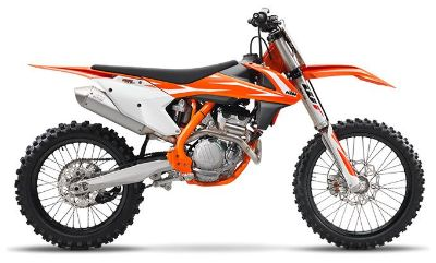2018 KTM 250 SX-F Motocross Off Road Motorcycles Orange, CA