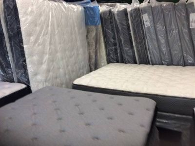&**PILLOWTOP MATTRESS Overstock sale-ALL SIZES AVAILABLE-&&&&
