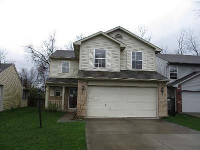 4 Bed 2.5 Bath Foreclosure Property in Indianapolis, IN 46217 - Misty Meadow Dr