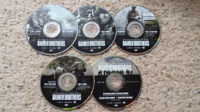 Band of Brothers DVDs