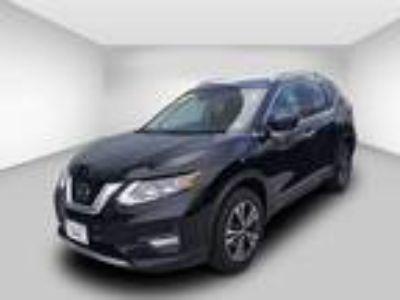 2017 Nissan Rogue AWD SL