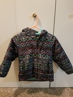 Childrens Place winter coat size 6/6x. 3-in-1