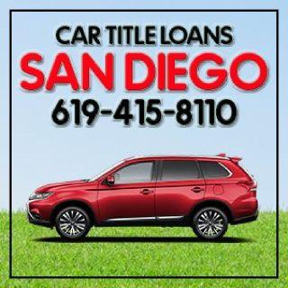 Car Title Loans San Diego