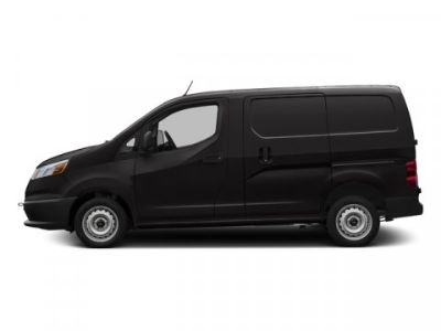 2015 Chevrolet City Express Cargo Van LS (Black Pipearl)