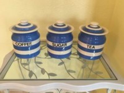 Estate Sale - Canisters