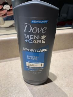 Dove men care body wash NEW