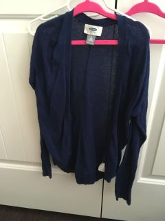 Old Navy size 8 sweater