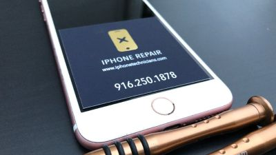 iPhone LCD Screen Repair Mobile Service | Sacramento CA