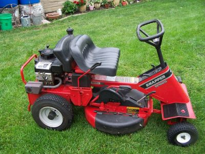 Snapper 8 HP Riding Mower