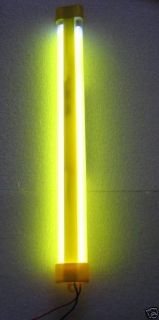 """Sell 20""""YELLOW~NEON~COLD CATHODE~LIGHT~GROUND EFFECT$90+LIST motorcycle in Oshkosh, Wisconsin, United States"""